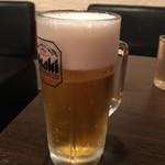 NIJI - 生ビール400円