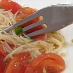 87904551 - トマトのカッペリーニ