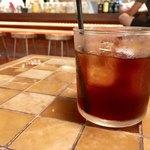 BERTH COFFEE - アイスコーヒー 450円