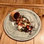 ラ ターブル ド リール - デザート