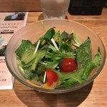 APIZZA - サラダセットのサラダ  430円 (税込)