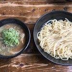 87905858 - 濃厚魚介つけ麺(850円)