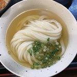 さぬき純手打ちうどん弌條製麺 - ひやかけ500円