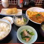 かわはら食堂 - 料理写真: