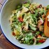 GOOD LIFE CAFE - 料理写真:鶏むね肉のスモークチョップドサラダ