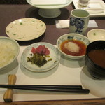 天ぷら新宿つな八 - 初めのセット