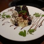 豚美 - ☆ホットチョコレートケーキ(*^_^*)☆