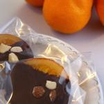 菓樹工房 ユーカリプティース - 季節限定商品、売り切れ必須なオレンジスライス。
