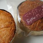 菓樹工房 ユーカリプティース - さっくりと軽い厚焼きクッキーの秘密は、香ばしいバター。