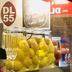 裏路地バル DL55 - レモンを漬け込んでる☆