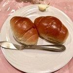 味のレストラン えびすや - パン