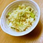 焼鳥 そっぷ - 白菜漬390円