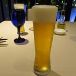 リストランテ アズーリ - 生ビール♡