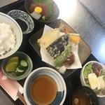 天ぷら幸 - 料理写真:上天ぷら膳