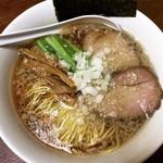 ラーメン一兎 - 料理写真:濃厚煮干ラーメン
