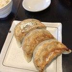 麺の風 祥気 - 餃子  (Bセット)