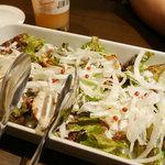 Blanco - 季節野菜のビネガーサラダ