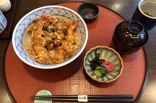 天ぷらふく西 禅と匠