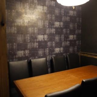 大人気♪完全個室テーブル席