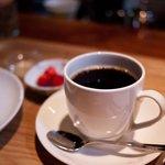 カフェ アロア - カフェ アロア モーニング イタリアンブレンドに変えて