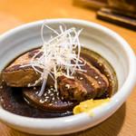 もみじ茶屋 - 豚の角煮