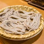もみじ茶屋 - 蕎麦