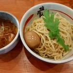 枚方塩元帥 - 塩つけ麺