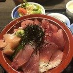三代目網元 魚鮮水産 - 鮪みっしり