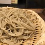 87922765 - ◆せいろ(半量)・・食べやすいお蕎麦。