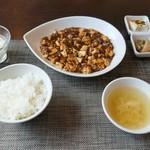 シーアン - 四川麻婆豆腐