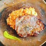 87925022 - 今日のお肉料理 コンフィ