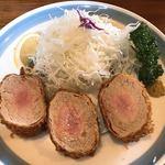 とんかつ三杉 - 料理写真:特選ヒレカツ