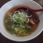 刀削麺 福龍門 - 醤油角煮のせ 926円