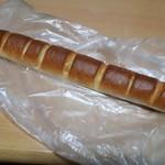ぐりむわーるど - 料理写真:抹茶クリームフランス(150円)