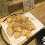 天ぷら てんかつ -
