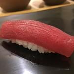 鮨 おくの - 赤身漬け