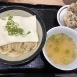 日本橋 讃岐うどん ほし野 -
