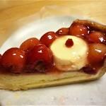 87928551 - 佐藤錦キャンドルナイトケーキ
