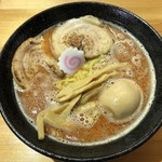 麺屋 じすり - 海老みそ特製