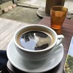 カップス コーヒー&カップケーキ - アメリカーノ