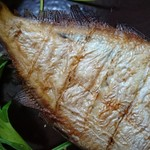横山商店 - 焼き 魚     鰈