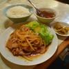 水新菜館 - 料理写真:焼肉定食