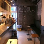 ウエント コーヒー - 店内模様