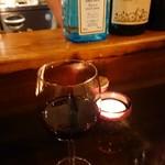 バーアムスルーム - ある日の赤ワイン