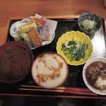 先斗 浅草 - 天ぷら盛り定食