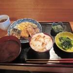 先斗 浅草 - さば塩焼定食