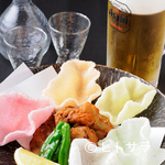 旬彩居酒屋 古市 つぼ銀 - 冷たいビールと美味しい料理をリーズナブルに楽しめる居酒屋