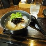 串ザンマイ - 出汁茶漬け昆布その1