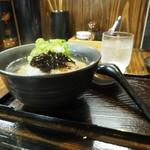 串ザンマイ - 出汁茶漬け昆布その2