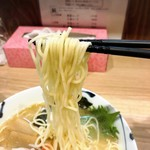 麺や 空月 - 麺リフト